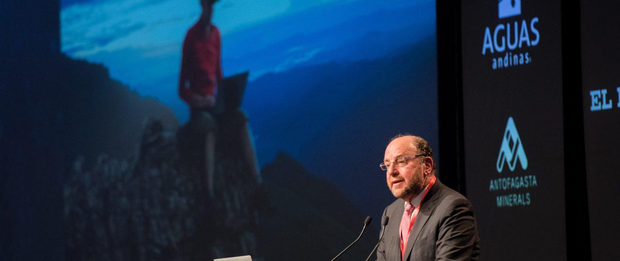 """Alfredo Moreno, pdte. CPC: """"La riqueza la crean las personas y las empresas, no los Estados"""""""