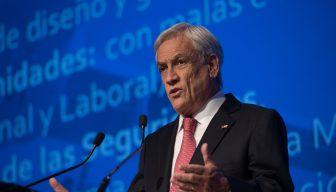 """Piñera en ENADE 2017: """"Nuestra tarea es reemplazar democráticamente a este mal gobierno"""""""