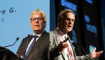 ENADE 2017: Los seis desencuentros entre el ministro de Hacienda y Schmidt-Hebbel
