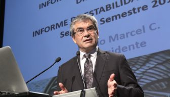 """Presidente del Banco Central en ICARE: """"El retraso en la inversión se ha prolongado"""""""