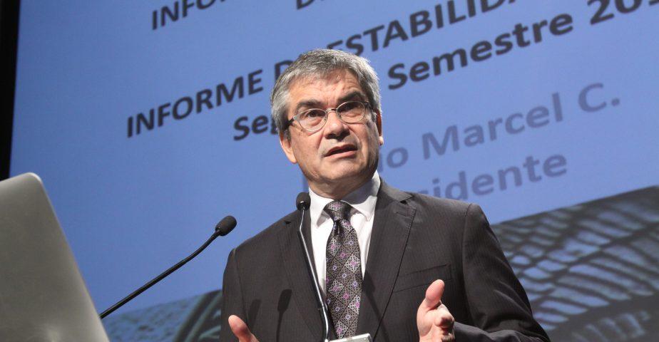 Mario Marcel, Banco Central IPoM IEF