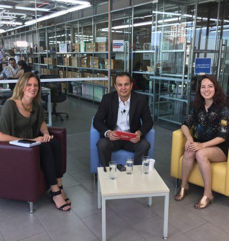 Carolina Altschwager, Hans Eben, Emilia Díaz
