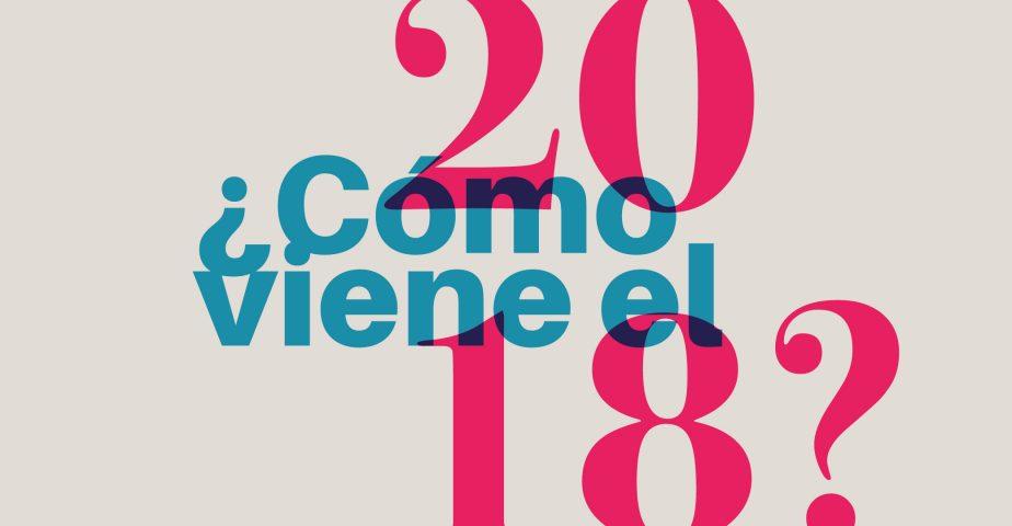PAGINA WEB · COMO VIENE 2018