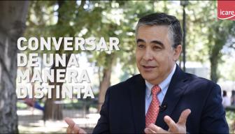 """Claudio Muñoz, presidente de ICARE: """"Hay que poner menos énfasis en los diagnósticos y más en los resultados"""""""