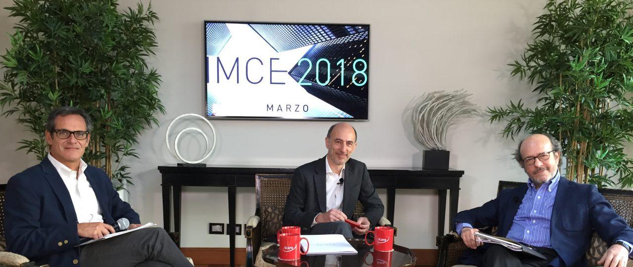 Confianza empresarial · Análisis en vivo del IMCE de marzo 2018