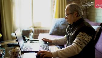 Buenas Prácticas · Scotiabank aumenta productividad con trabajo desde la casa