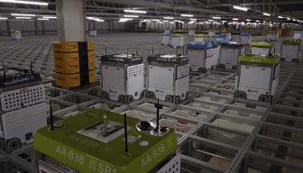 Supermercado con robots: empaque baja de 2 horas a 5 minutos