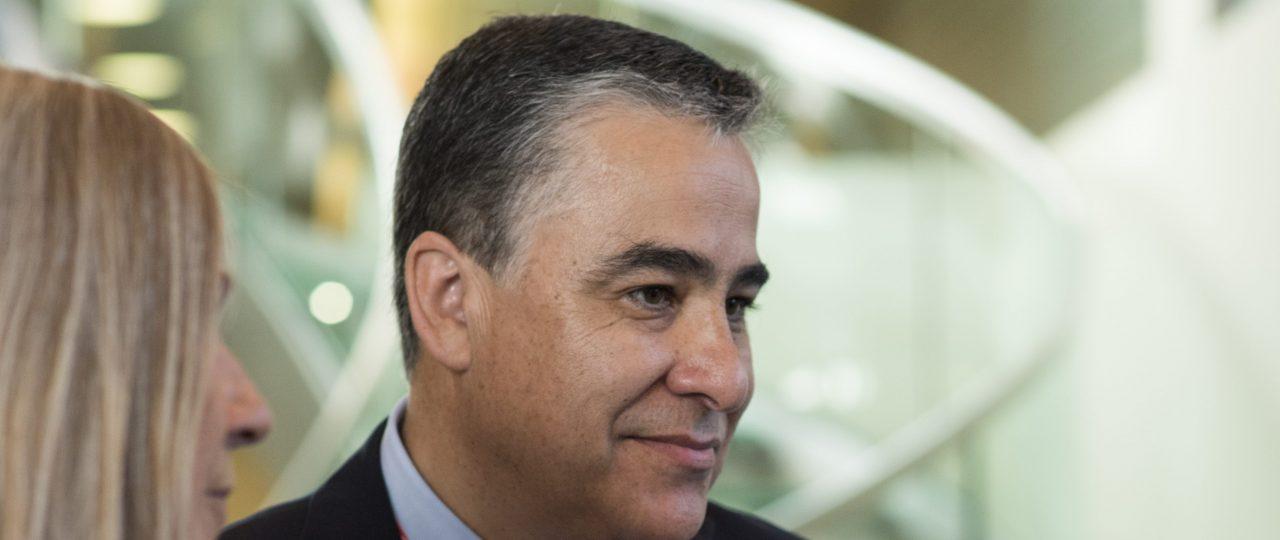 """Claudio Muñoz, presidente de ICARE: """"Cuando hay demandas sociales importantes, reducir los impuestos es un problema"""""""