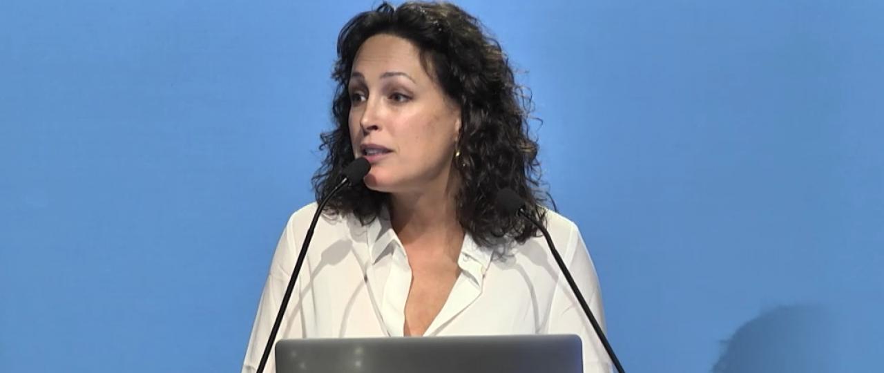 """""""Sólo 34% de las mujeres se sostiene económicamente por sí misma"""", Francisca Jünemann de Chile Mujeres"""
