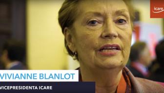 """ENADE 2017 · Vivianne Blanlot: """"Este es el evento de diálogo económico, social y político más importante del año"""""""