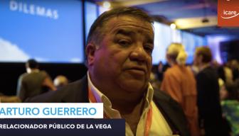 """ENADE 2017 · Arturo Guerrero: """"Es interesante que los pequeños empresarios tengamos una visión país"""""""