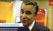 Claudio Muñoz en ENADE 2017