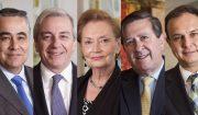 Comité Ejecutivo ICARE 2018-2020