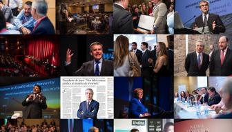 ICARE 2017 en cifras · ¿Qué hicimos? ¿Con qué resultados? Revisa este video