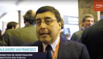 """ENADE 2017 · Alejandro San Francisco: """"Los nuevos tiempos requieren una confluencia de todos quienes queremos a Chile"""""""