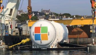 Microsoft está probando hundir bajo el agua sus centros de datos para mantenerlos fríos