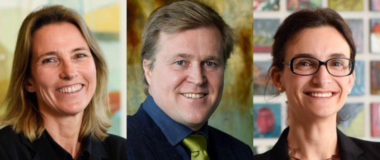 Nuevos directores de ICARE: son elegidos Susana Claro, Agathe Porte y Holger Paulmann