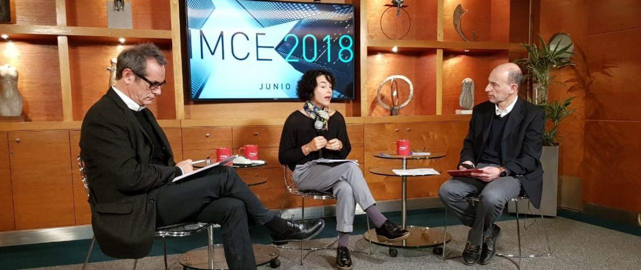 Confianza empresarial · Análisis en vivo del IMCE de junio 2018