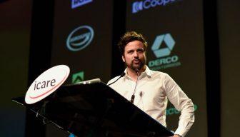 """Ignacio Achurra en ICARE: """"El arte nos hace mejores porque nos hace más humanos"""""""