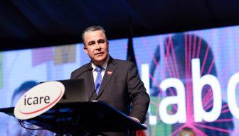 """Claudio Muñoz en ENADE 2018: """"Nos mueve generar un clima de concordia y búsqueda de soluciones"""""""