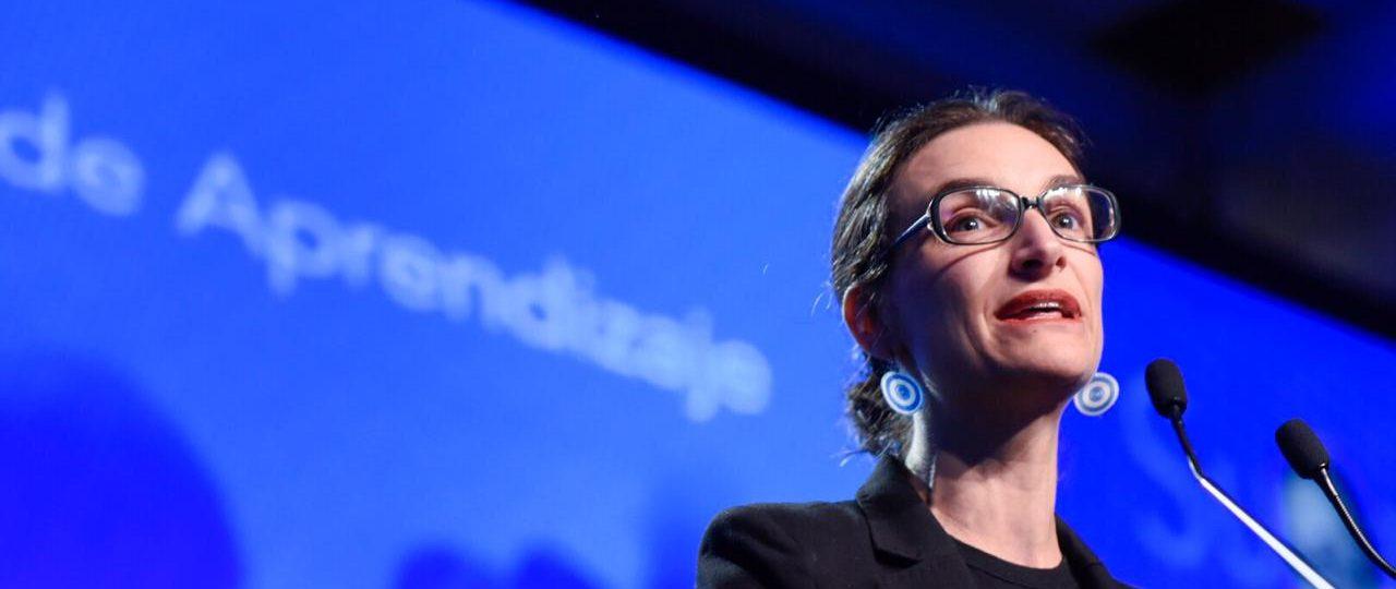"""Susana Claro: """"El mensaje para nuestros estudiantes debe ser verdad con esperanza"""""""