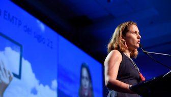 """Rosario Navarro: """"No estamos preparando talentos para las empresas tecnológicas"""""""