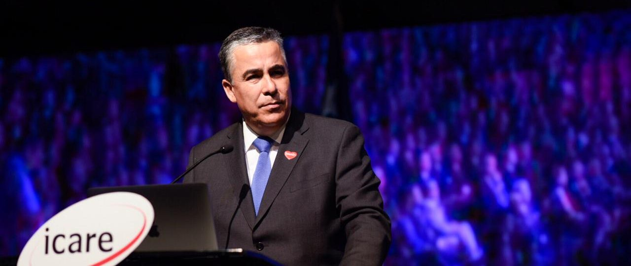 """Claudio Muñoz: """"Pasemos de los diagnósticos a las soluciones, tenemos que hacer de Chile un país donde las cosas ocurren"""""""