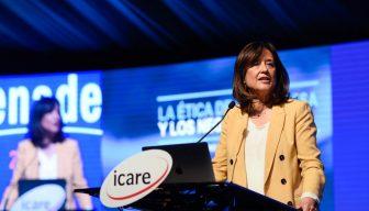 """Carolina Dell'Oro en ENADE 2018: """"Los líderes de hoy deben ver la ética como un modo de generar futuro"""""""