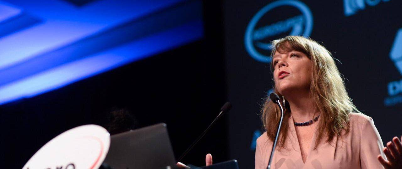 """Ena von Baer: """"El partido sin poder y sin identidad es el que va a desaparecer"""""""