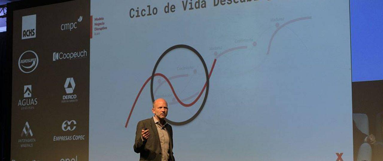 """Rodrigo Edwards: """"El propósito es como el ancla que dice que estás en el modelo correcto"""""""