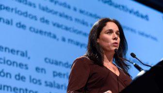 """Carolina Grünwald: """"Uno de los grandes problemas de nuestra baja productividad, es que tenemos una complejidad regulatoria muy importante"""""""