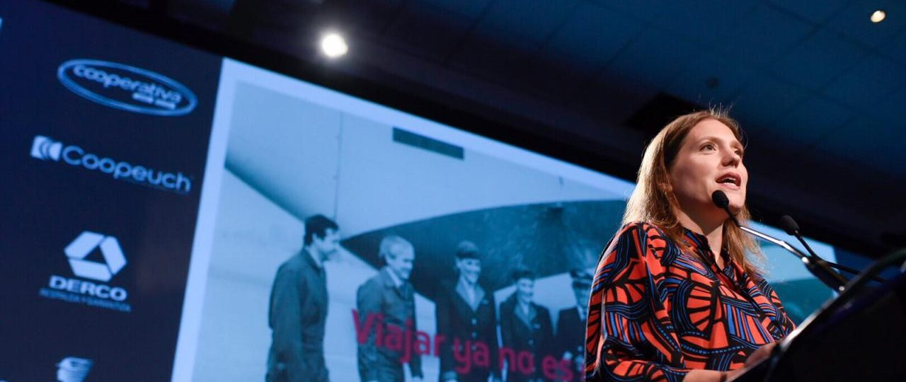 """Gisela Escobar: """"Nuestro desafío es volver a encantar al pasajero en todos sus comportamientos de viaje"""""""