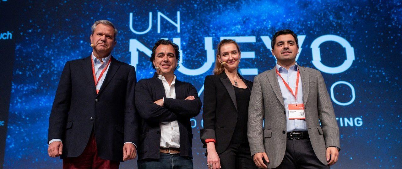 """Propósito, la clave que marcó el XXVIII Congreso Chileno de Marketing 2019: """"Un Nuevo Comienzo"""""""