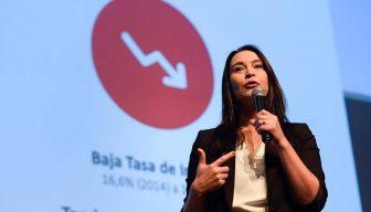 """Rocío Fonseca: """"No hay ninguna política de Estado que aguante si el sector privado no despierta"""""""