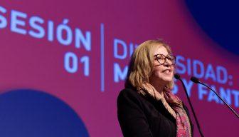 """Mercedes Ducci: """"La equidad no es solo materia de justicia, sino también de beneficios económicos"""""""