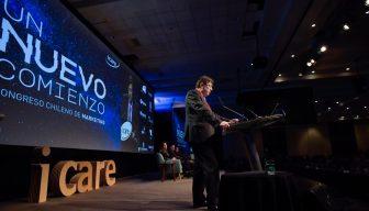 """Video · Así vivimos el XXVIII Congreso Chileno de Marketing 2019: """"Un Nuevo Comienzo"""""""