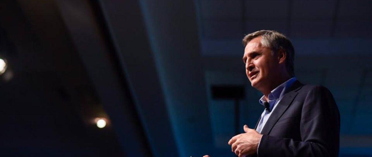 """Felipe Straub: """"Cuando hay un liderazgo distribuido, se lideran los equipos desde el propósito y se promueve una mentalidad de crecimiento""""."""
