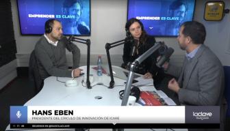 "Hans Eben sobre el XVII Congreso Chileno de Innovación: ""Vamos a inspirar con innovación chilena"""
