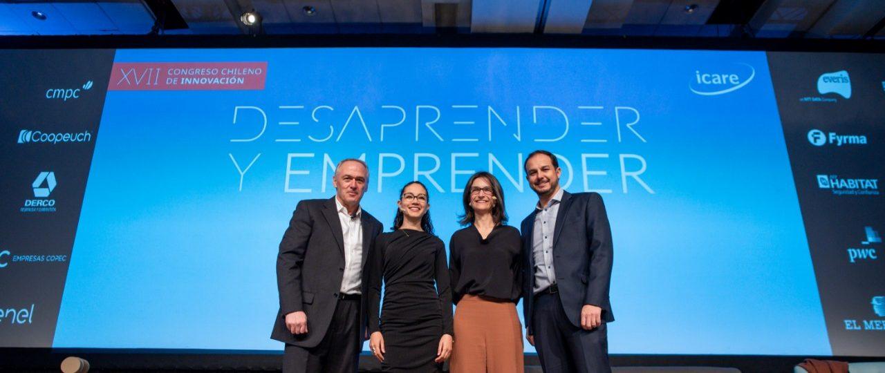 Revisa las presentaciones del Congreso de Innovación · Desaprender y Emprender
