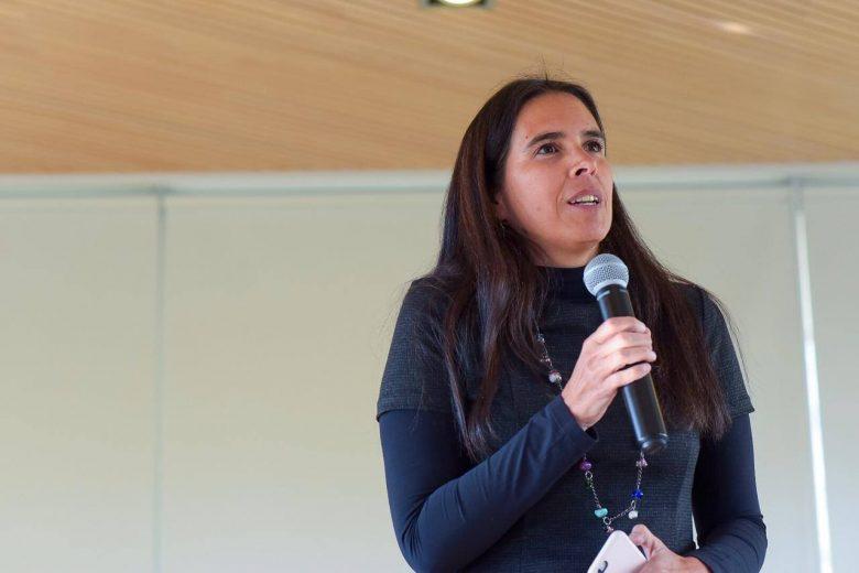 Soledad Arellano, vicerrectora académica de la Universidad Adolfo Ibáñez.