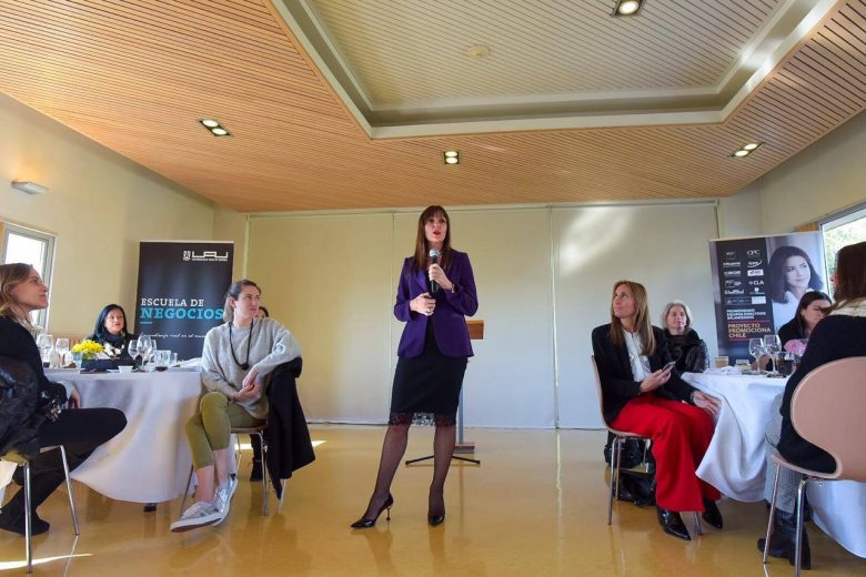 vicepresidente senior de Oracle Latinoamérica, Sandra Guazzotti