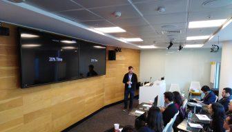 """Juan Demergasso: """"En Google no hay una oficina de innovación, todos somos responsables de innovar"""""""