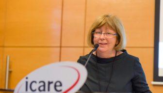 ¿Cómo alinear los objetivos de nuestras organizaciones con los intereses de la comunidad? La experta australiana Pamela Bourke expuso parte de su trabajo en Icare