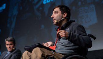 Álvaro Silberstein, primera persona con discapacidad en ir a Torres del Paine, plantea tres factores para hacer empresas más accesibles e inclusivas