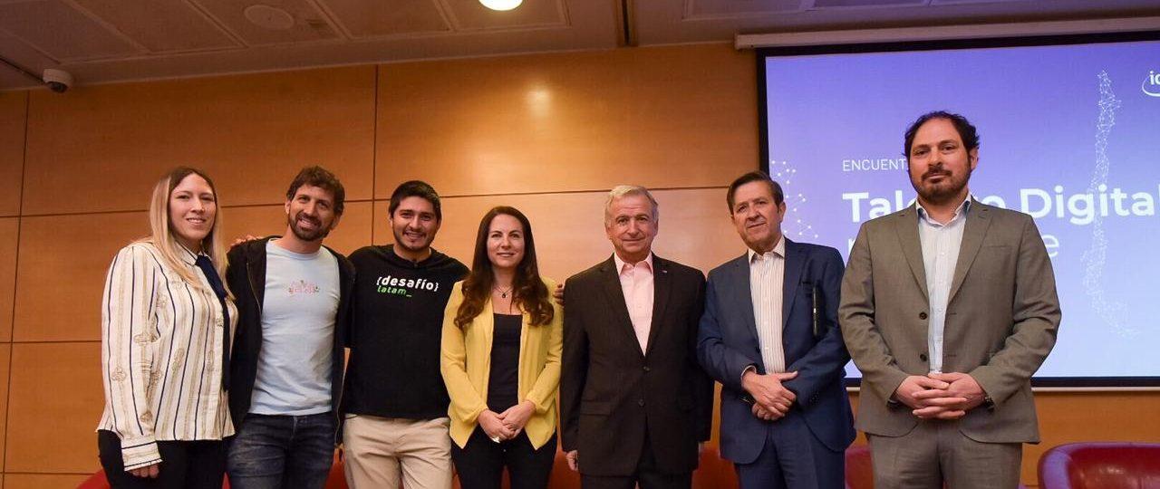 Talento Digital para Chile, la iniciativa público-privada que busca potenciar el capital humano de las empresas para los próximos años