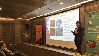 Dora Altbir, Premio Nacional de Ciencias Exactas 2019, detalló cómo potenciar la relación entre ciencia y empresas a través de la innovación