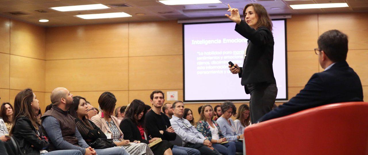 """""""Search Inside Yourself"""": el exitoso programa de inteligencia emocional desarrollado en Google que por primera se realizó en Chile"""