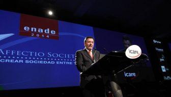 """""""Reflexiones sobre el Chile de hoy"""": intervención de Roberto Ampuero en la edición 2014 del ENADE"""