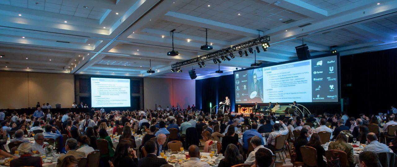 Calendario anual · Encuentros ICARE 2020