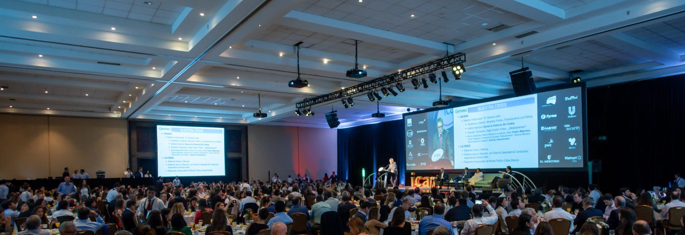 Calendario anual · Encuentros ICARE 2021